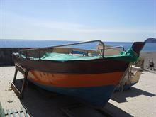 Barca a motore - Modello Lancia