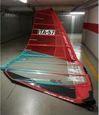 Vela windsurf GUN