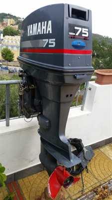 Motore per barca - Yamaha Y 75 AETL