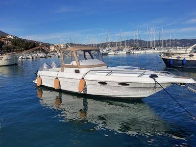 Scand-cabin WA 2motori Mercury nuovi V6 225cv