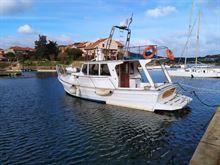 Imbarcazione 9 mt
