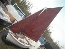 Tender a vela-scialuppa del Moby dik